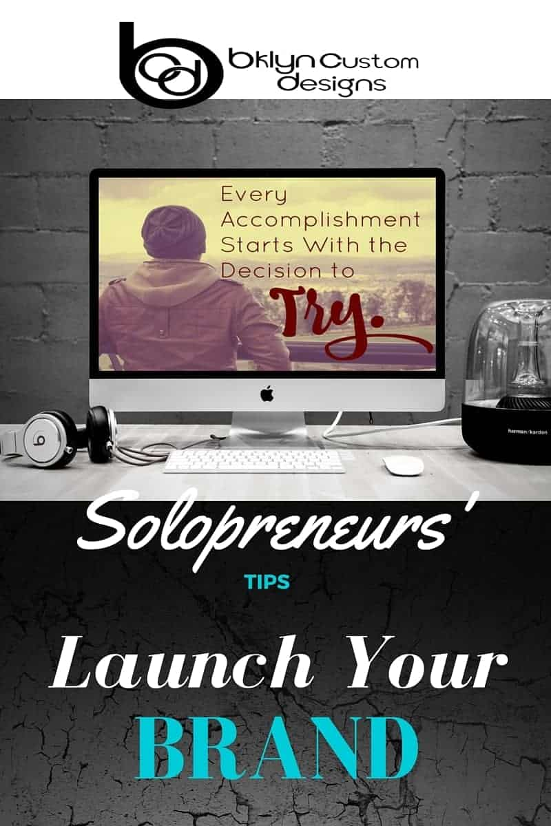Bklyn Custom Designs - Launch Your Brand Today with These Eight Tips